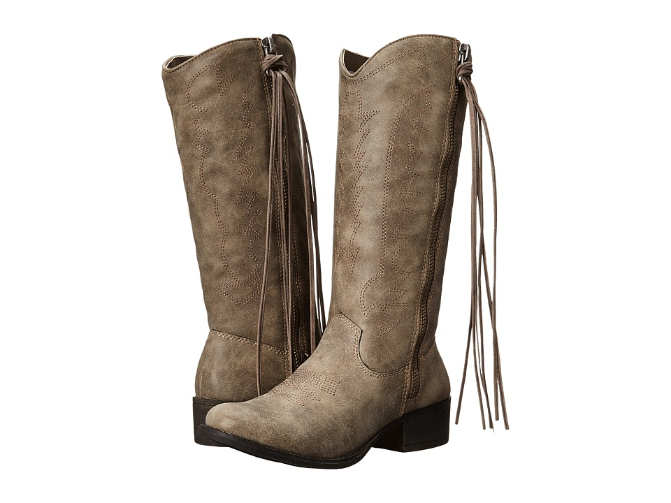 Madden Girl - Durant (Stone Paris) Women's Boots