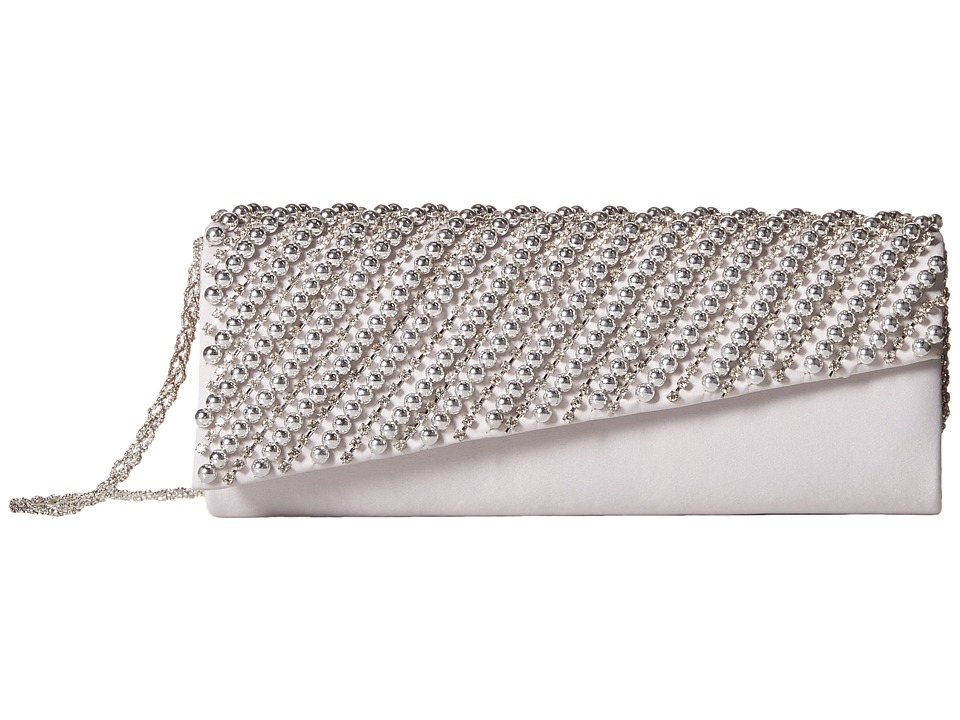 Nina - Haidee (Silver/Silver) Handbags
