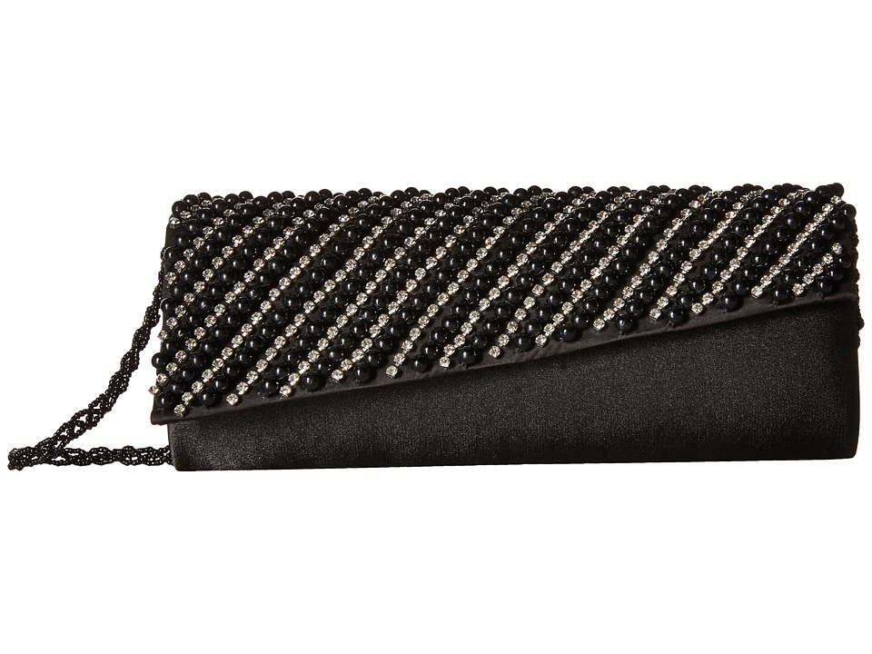 Nina - Haidee (Black/Silver) Handbags