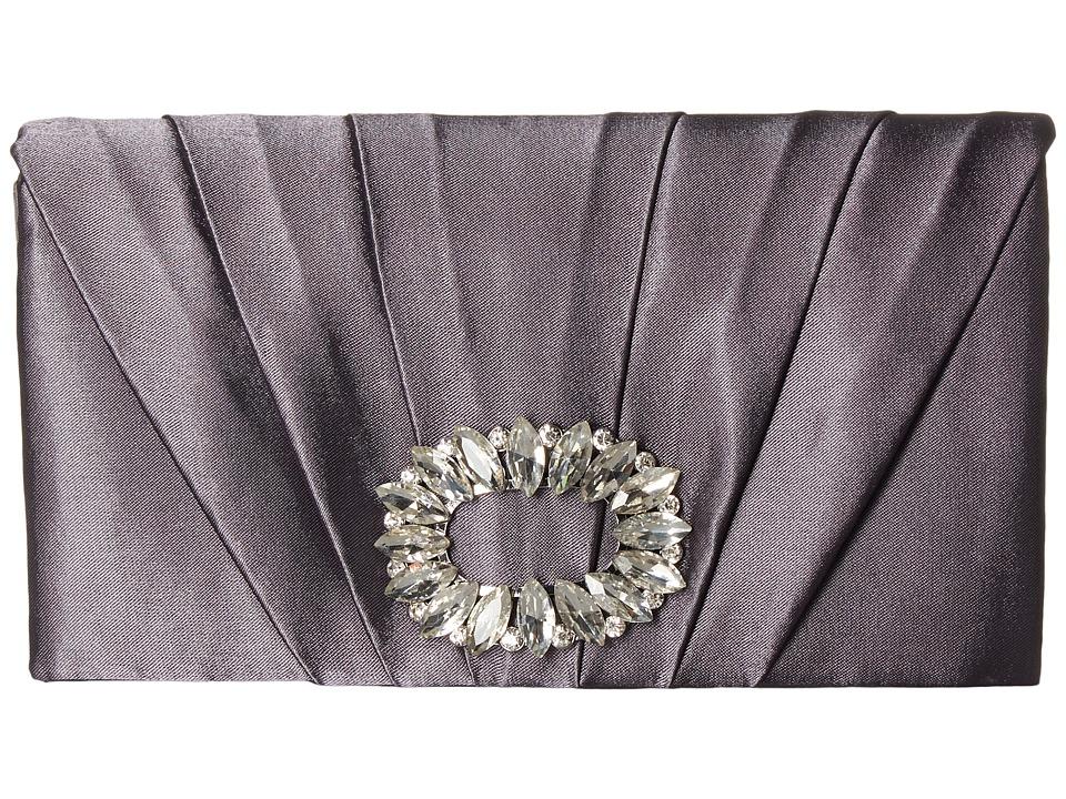 Nina - Laeken (Grey/Silver) Cross Body Handbags