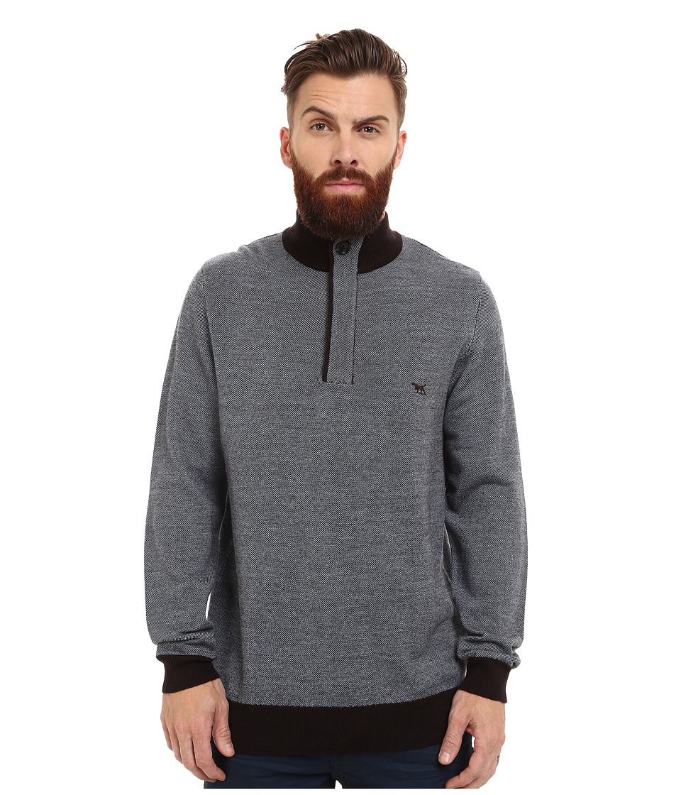 Rodd & Gunn - Mount Kensington Knit Sweater (Port) Men
