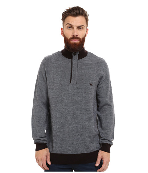 Rodd & Gunn - Mount Kensington Knit Sweater (Port) Men's Long Sleeve Pullover