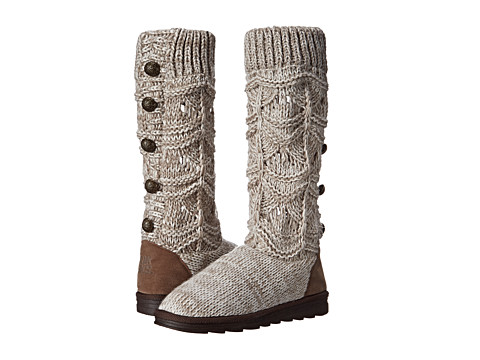 MUK LUKS - Jamie (Natural) Women