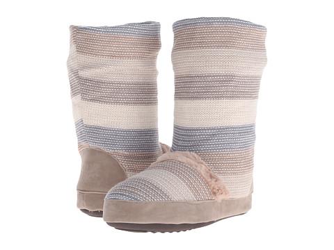 MUK LUKS - Jenna (Light Beige) Women's Boots