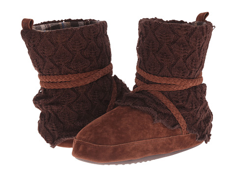 MUK LUKS - Judie (Brown) Women