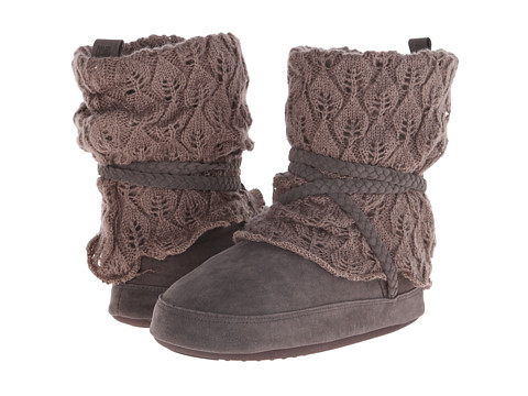 MUK LUKS - Judie (Grey) Women