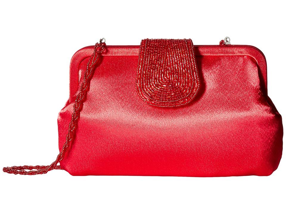Nina - Harmonia (Red) Cross Body Handbags
