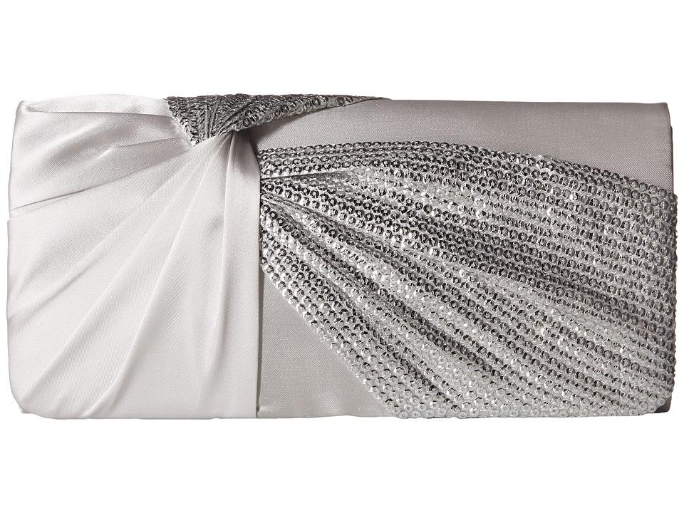Nina - Helma (Silver) Handbags