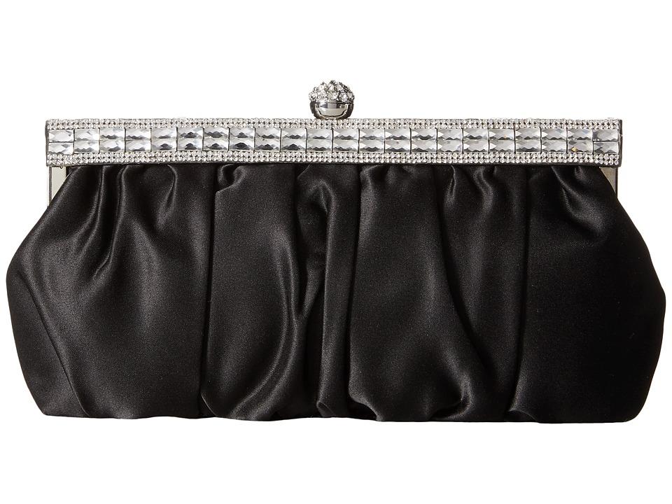 Nina - Affton (Black/Silver) Cross Body Handbags