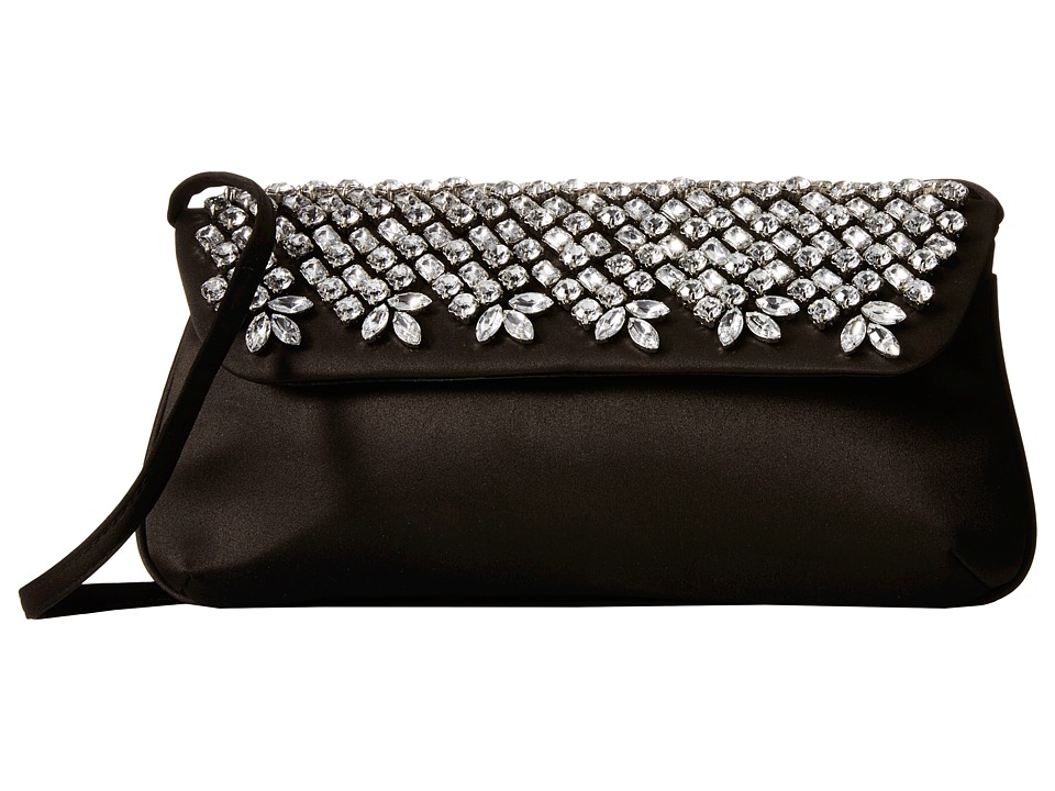 Nina - Arjean (Black/Silver) Cross Body Handbags