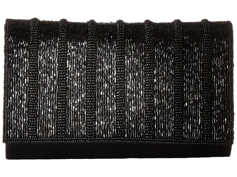 Nina - Mikaela (Black) Cross Body Handbags