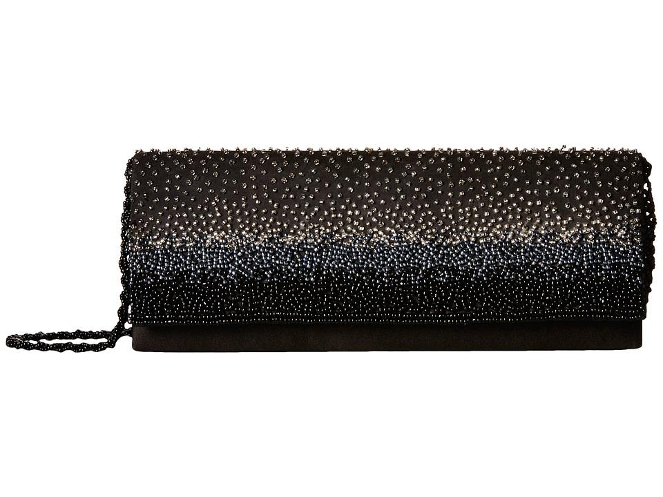 Nina - Hetty (Black/Gunmetal/Silver) Handbags