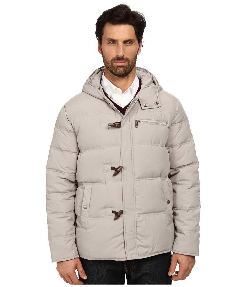 Kenneth Cole New York - Duffle Puffer Jacket (Stone) Men