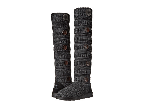 MUK LUKS - Miranda (Dark Grey) Women
