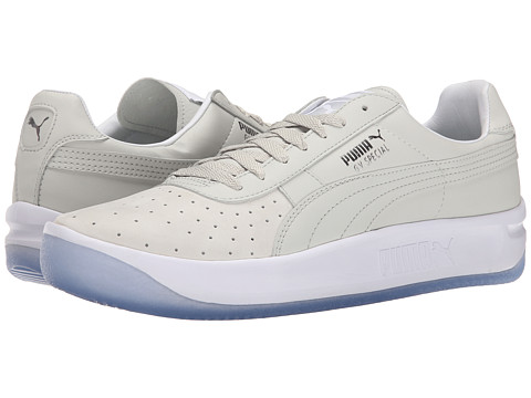 PUMA - GV Special 3D Fast Forward (Glacier Gray/Glacier Gray/White) Men's Shoes