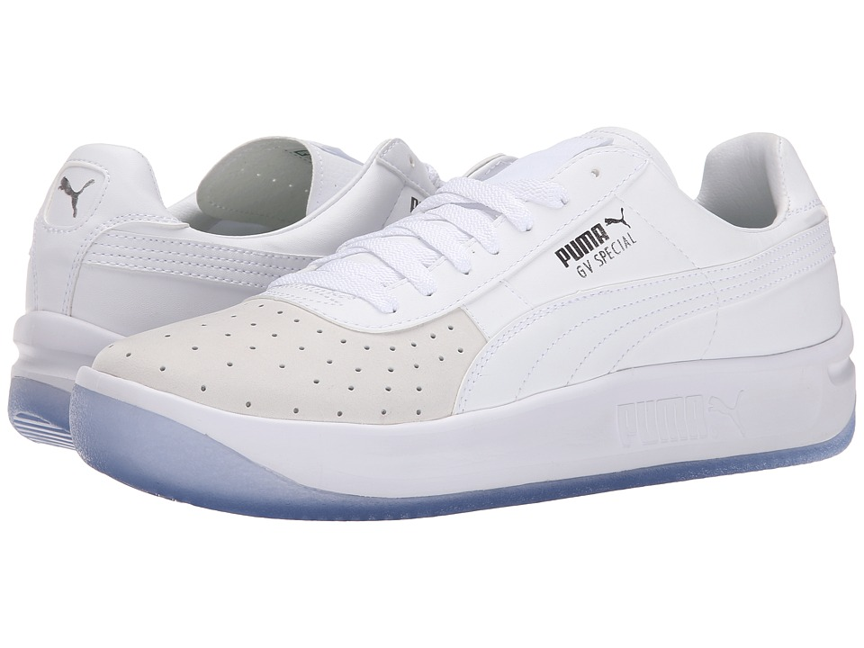 PUMA - GV Special 3D Fast Forward (White/White/White) Men's Shoes