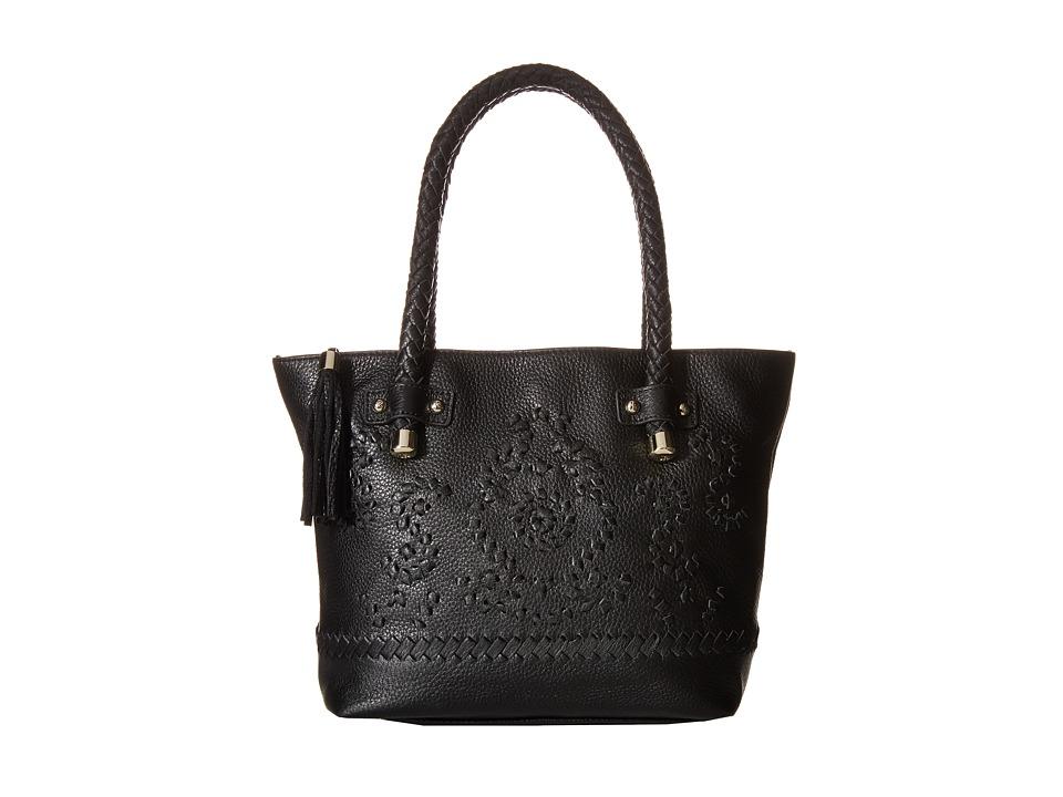 Jack Rogers - Mara Tote (Black) Tote Handbags