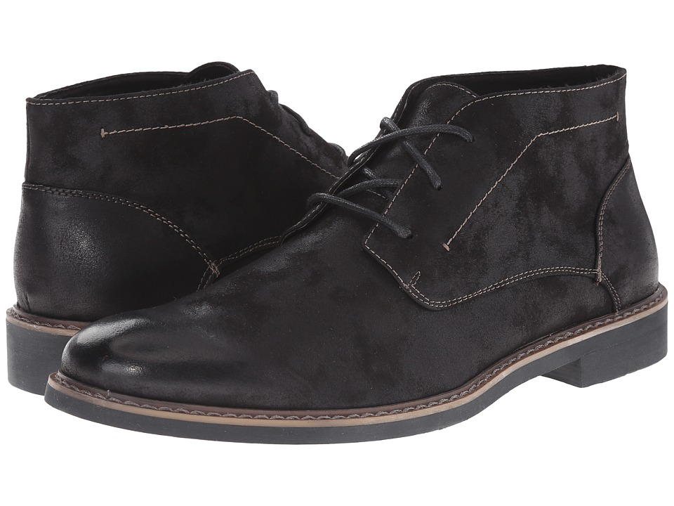 Deer Stags - Somers (Black) Men's Shoes