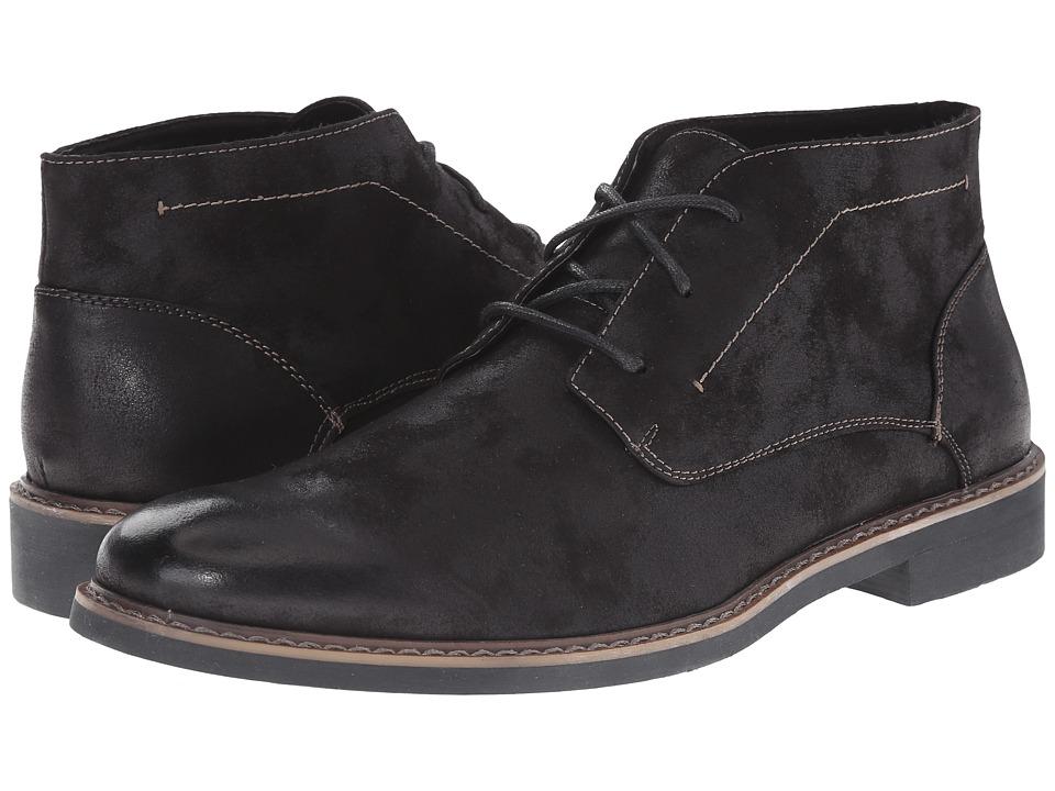 Deer Stags - Somers (Black) Men's Shoes