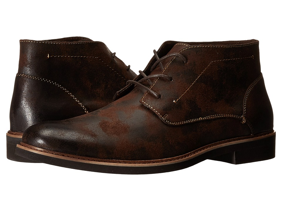 Deer Stags - Somers (Dark Brown) Men's Shoes
