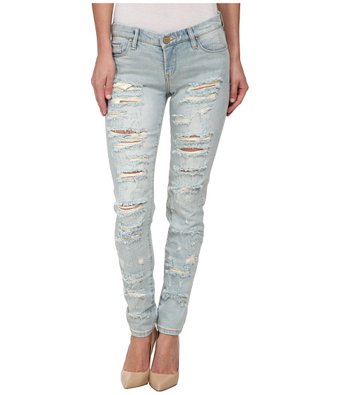 Blank NYC - Denim Ripped Skinny in Dreamathon (Dreamathon) Women