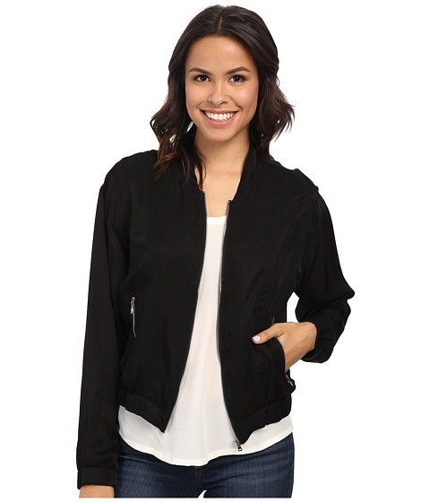 Blank NYC - Bommer Jacket Silk in Lift Kits (Lift Kits) Women