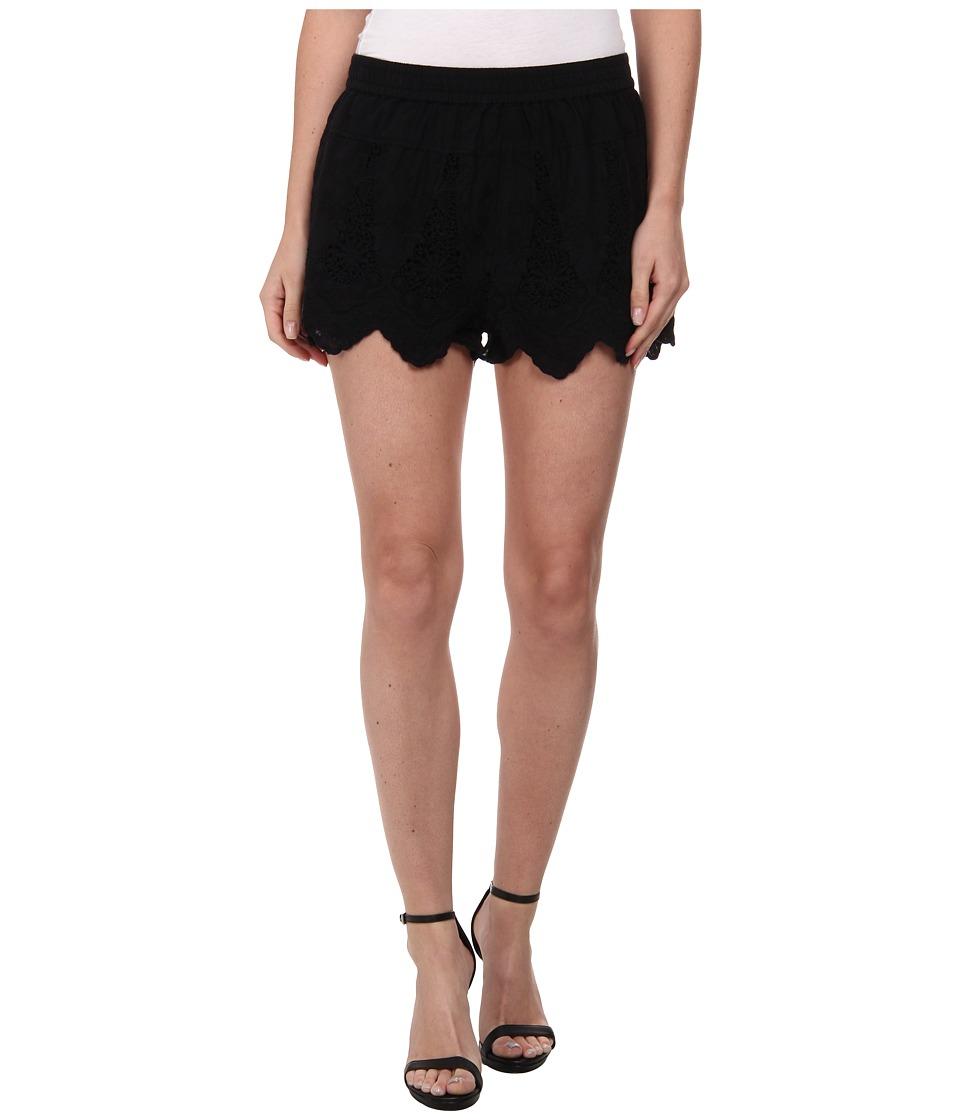 Blank NYC - Eyelet Shorts in Victoria Secret (Victoria Secret) Women