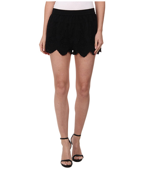 Blank NYC - Eyelet Shorts in Victoria Secret (Victoria Secret) Women's Shorts