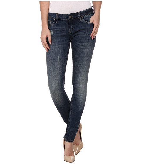 Blank NYC - Denim Skinny with Rip in Girls Best Friend (Girls Best Friend) Women's Jeans