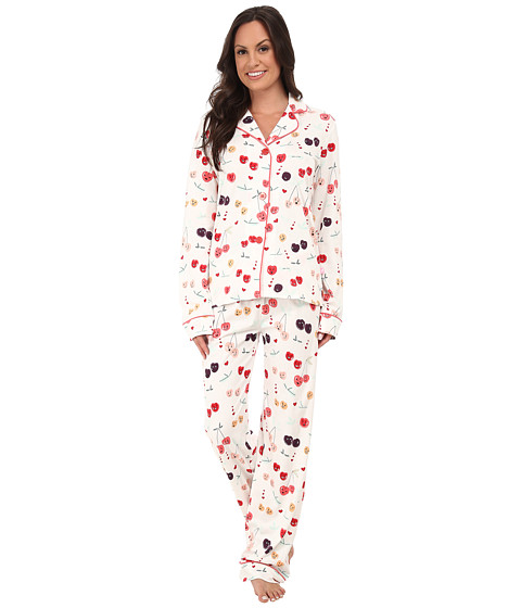 P.J. Salvage - Summer PJ Set (Ivory) Women's Pajama Sets