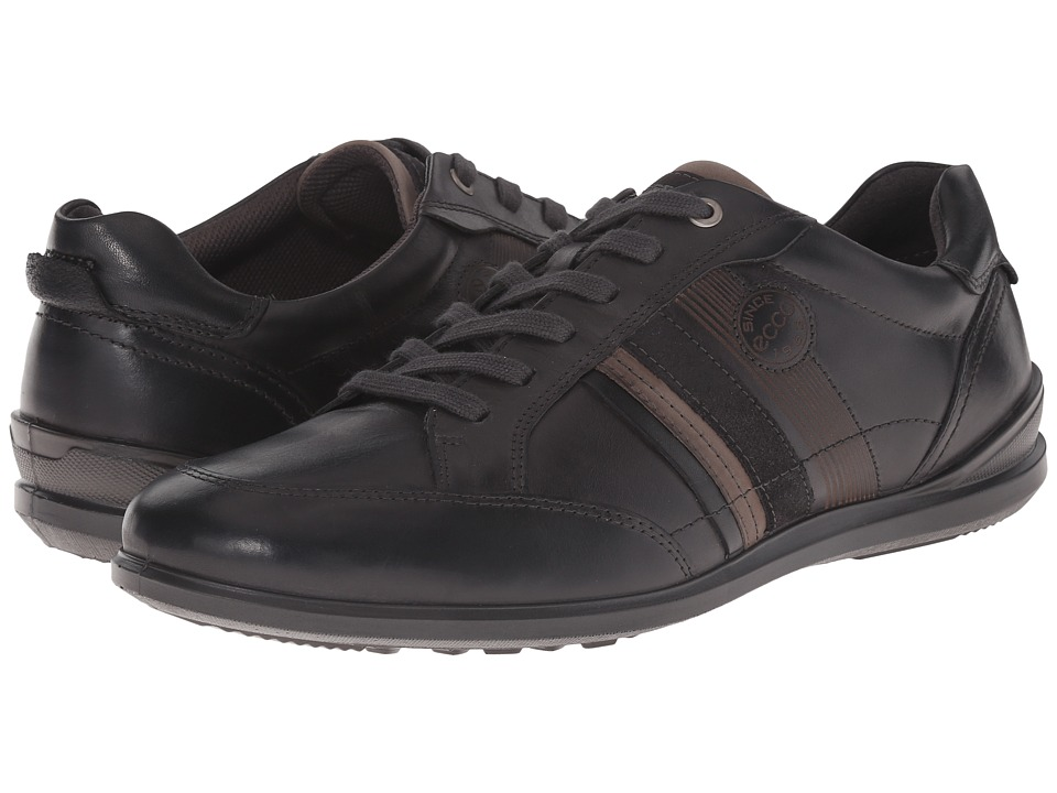 ECCO Chander Modern Sneaker (Moonless) Men