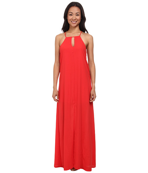 Brigitte Bailey - Hannah Maxi Dress (Red) Women's Dress