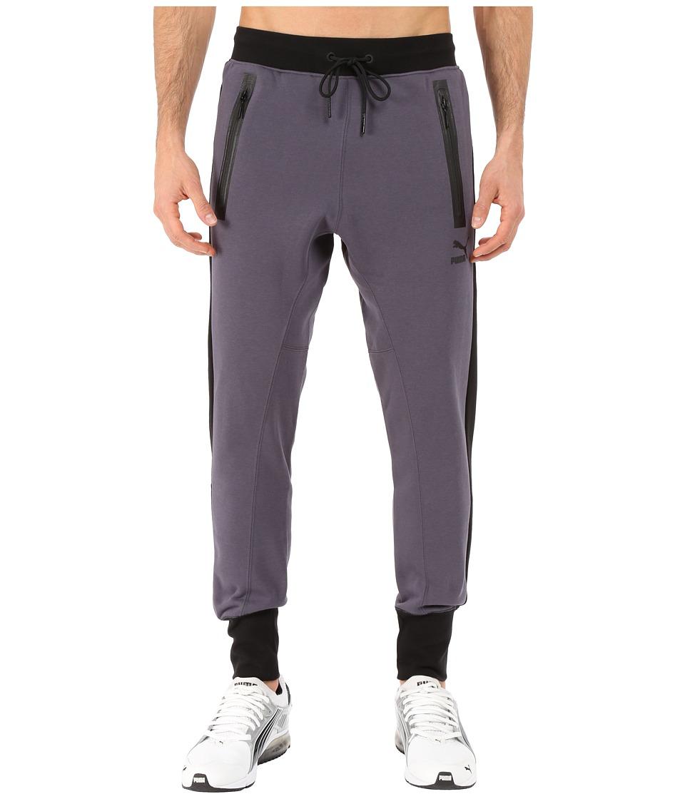 PUMA - Evo Sweat Pants (Periscope/Black) Men's Casual Pants