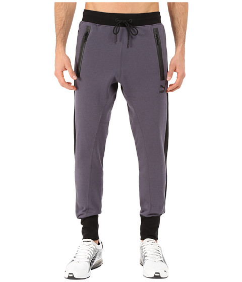 PUMA - Evo Sweat Pants (Periscope/Black) Men