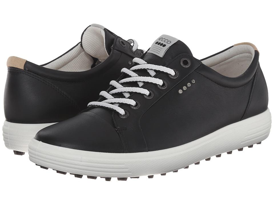 ECCO Golf Casual Hybrid (Black) Women
