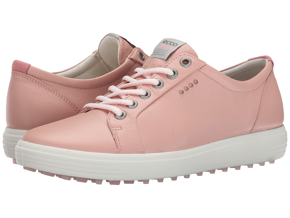 ECCO Golf - Casual Hybrid (Silver Pink) Women's Shoes