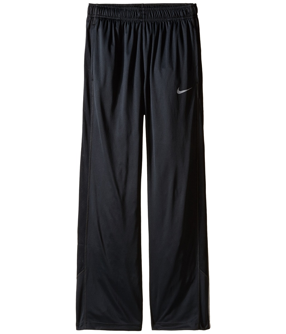 Nike Kids - Lights Out Pant (Little Kids/Big Kids) (Anthracite/Anthracite/Matte Silver) Boy