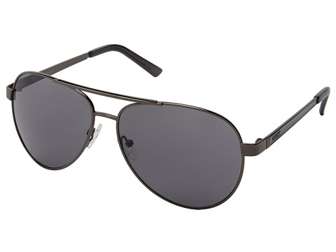 GUESS - GUF 113 (Gunmetal/Grey) Fashion Sunglasses
