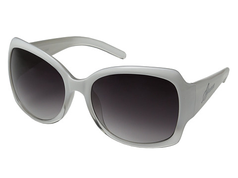 GUESS - GF 200 (White/Grey Gradient) Fashion Sunglasses