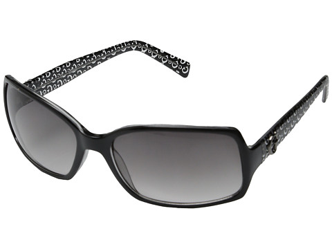 GUESS - GU 6408 (Black/Grey Gradient) Fashion Sunglasses