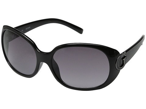 GUESS - GUF 229 (Black/Grey Gradient) Fashion Sunglasses