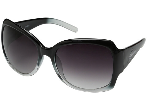 GUESS - GF 200 (Black/Grey Gradient) Fashion Sunglasses