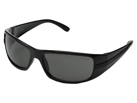 GUESS - GF 6397 (Black/Grey) Fashion Sunglasses
