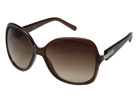 GUESS - GUF 222 (Brown/Brown Gradient) Fashion Sunglasses