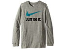 Just Do It Swoosh Long Sleeve Tee