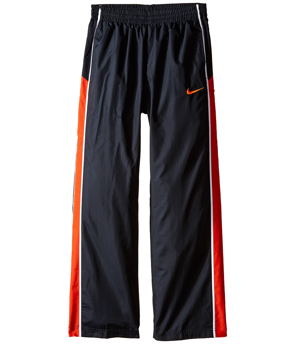 Nike Kids - N45 Core SL W Pant (Little Kids/Big Kids) (Anthracite/Team Orange/Total Orange) Boy