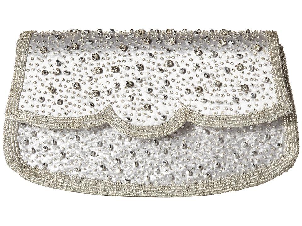 Nina - Mitsu (Silver/Silver) Handbags