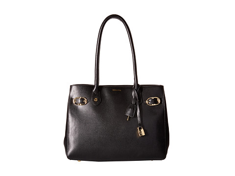 Emma Fox - Windham Tote (Black) Tote Handbags