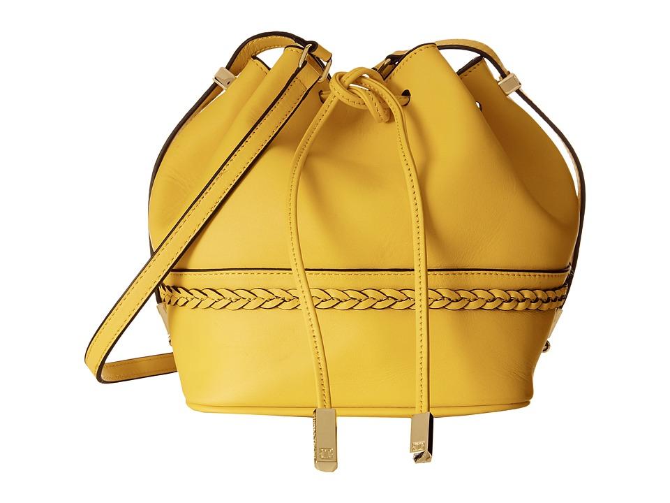 Ivanka Trump - Briarcliff Drawstring (Dandelion) Drawstring Handbags