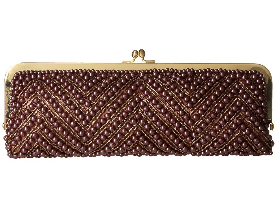 Nina - Helaine (Brown) Cross Body Handbags